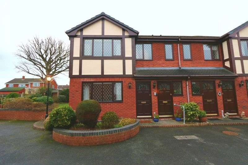 2 Bedrooms Flat for sale in Treetops Court , Rhuddlan