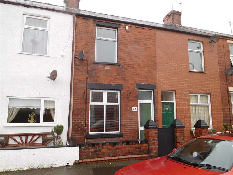 2 Bedrooms Terraced House for sale in Worcester Street, BARROW-IN-FURNESS