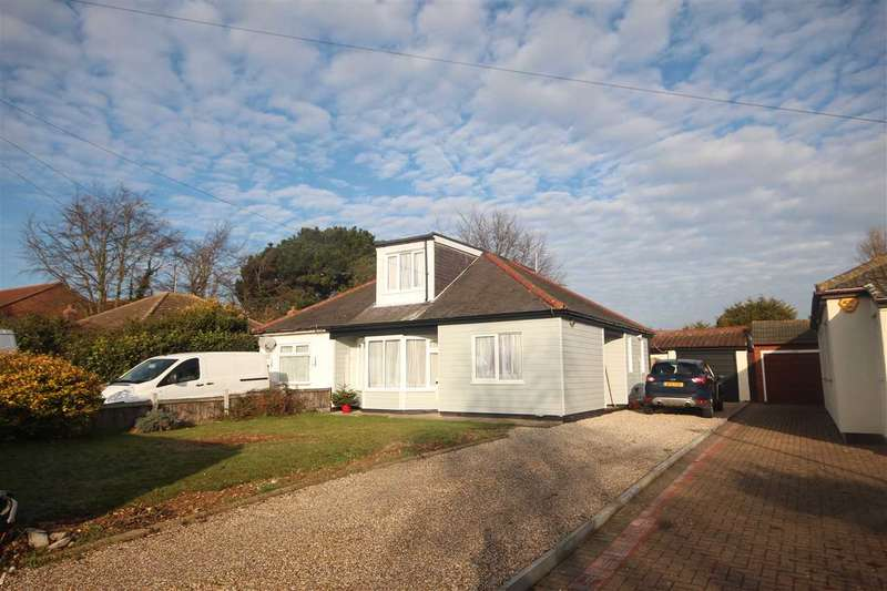 3 Bedrooms Semi Detached House for sale in Coppins Road, Clacton-On-Sea