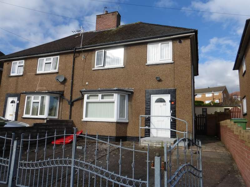 3 Bedrooms Semi Detached House for sale in Manorbier Crescent, Rumney, Cardiff