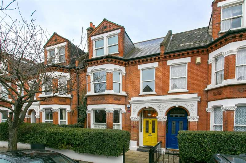 4 Bedrooms Semi Detached House for sale in Gubyon Avenue, London, SE24