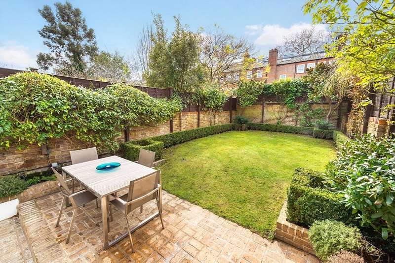 5 Bedrooms Terraced House for sale in Dovehouse Street, London, SW3