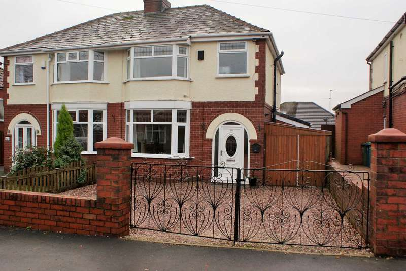 3 Bedrooms Semi Detached House for sale in Church Street, Ainsworth