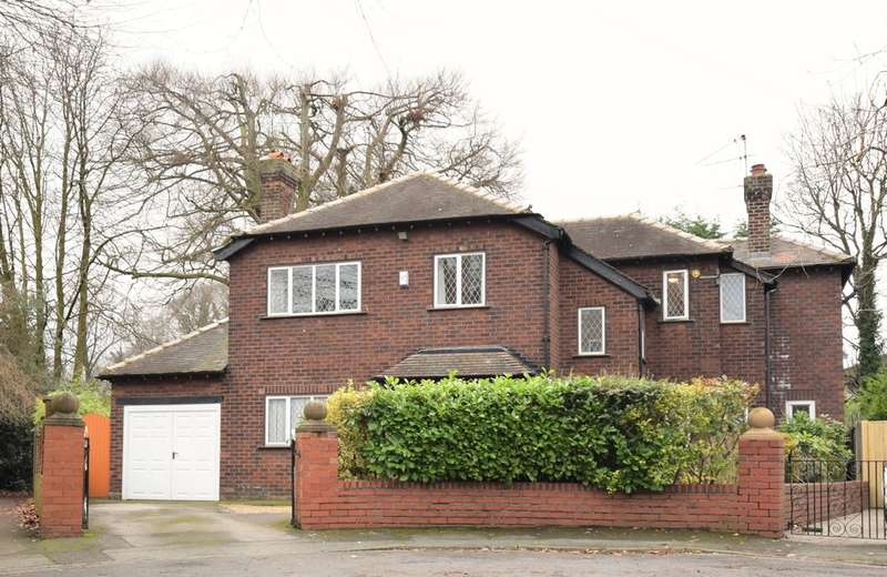4 Bedrooms Detached House for sale in Barrington Avenue, Cheadle Hulme