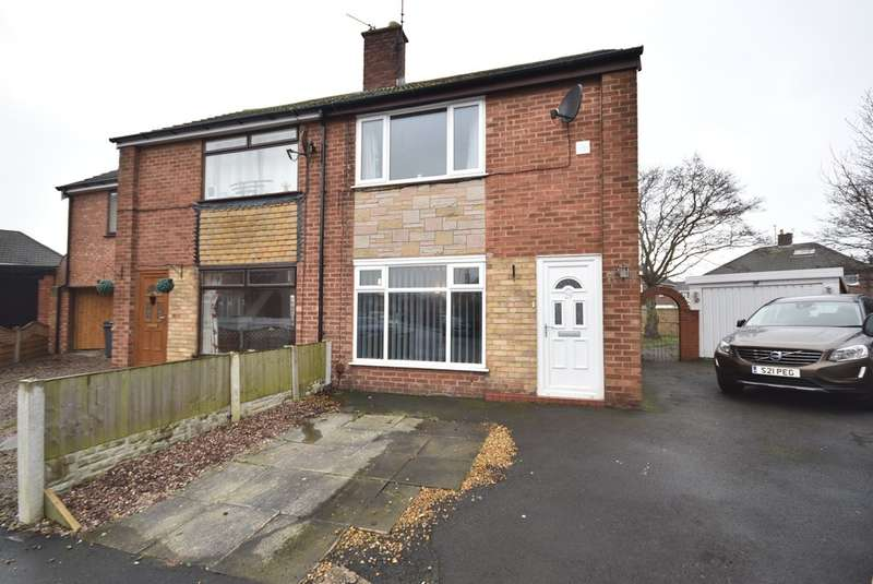 2 Bedrooms Semi Detached House for sale in Epping Close, Blackpool