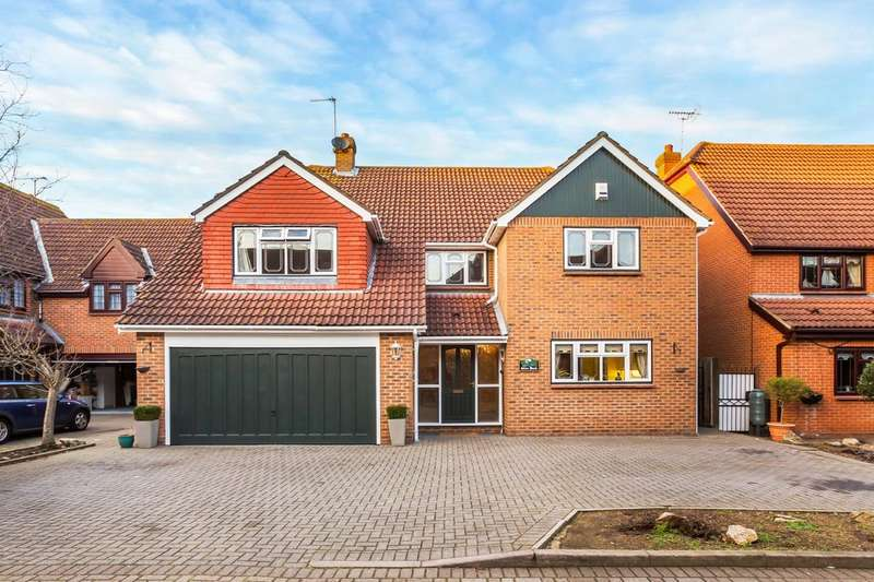 5 Bedrooms Detached House for sale in Warren Heights, Chafford Hundred