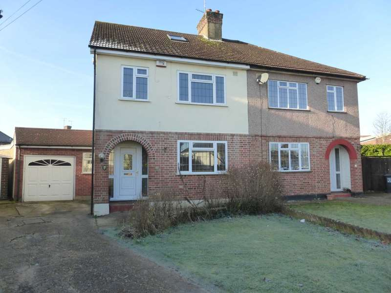 4 Bedrooms Semi Detached House for sale in Tudor Walk, Watford