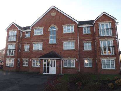 2 Bedrooms Flat for sale in Meadow Field, Hindley Green, Wigan, Greater Manchester