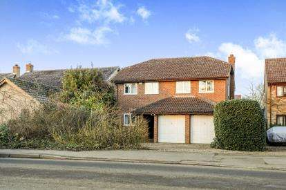 4 Bedrooms Detached House for sale in Waterbeach, Cambridge, Cambridgeshire