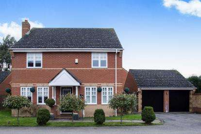 4 Bedrooms Detached House for sale in Low Side, Upwell, Wisbech