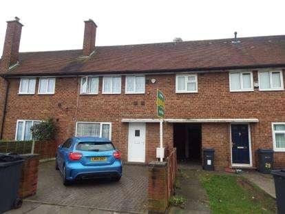 3 Bedrooms Terraced House for sale in Admington Road, Birmingham, West Midlands