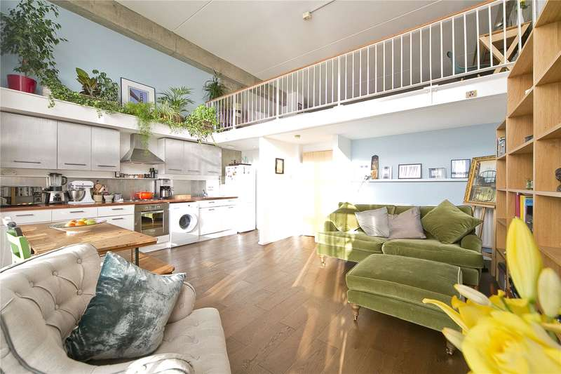 2 Bedrooms Flat for sale in Kingsland Road, Hackney, E8