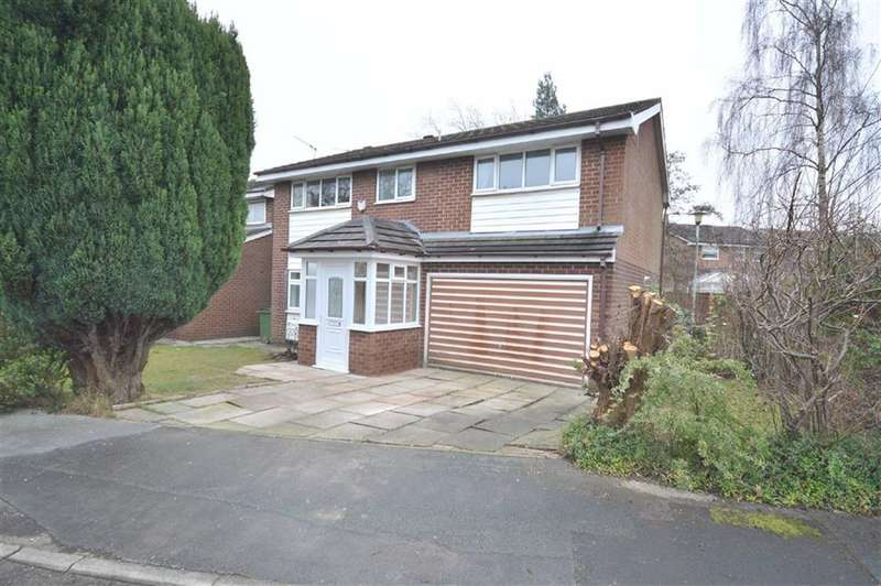 4 Bedrooms Property for sale in GATHILL CLOSE, Cheadle Hulme, CHEADLE