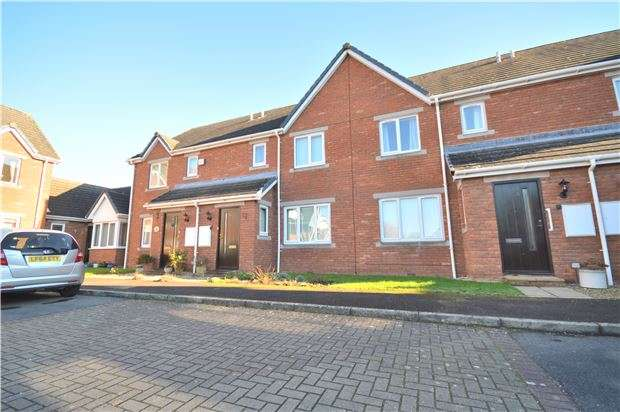 2 Bedrooms Terraced House for sale in Cleeve Lake Court, GL52 8SP