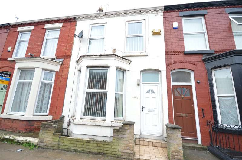 2 Bedrooms Terraced House for sale in Bagot Street, Wavertree, Liverpool, L15