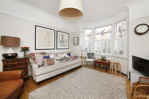 4 Bedrooms House for sale in Lowden Road, Herne Hill