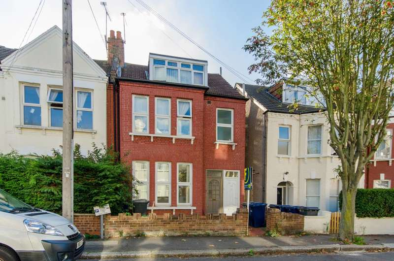 2 Bedrooms Flat for sale in Ash Grove, Cricklewood, NW2