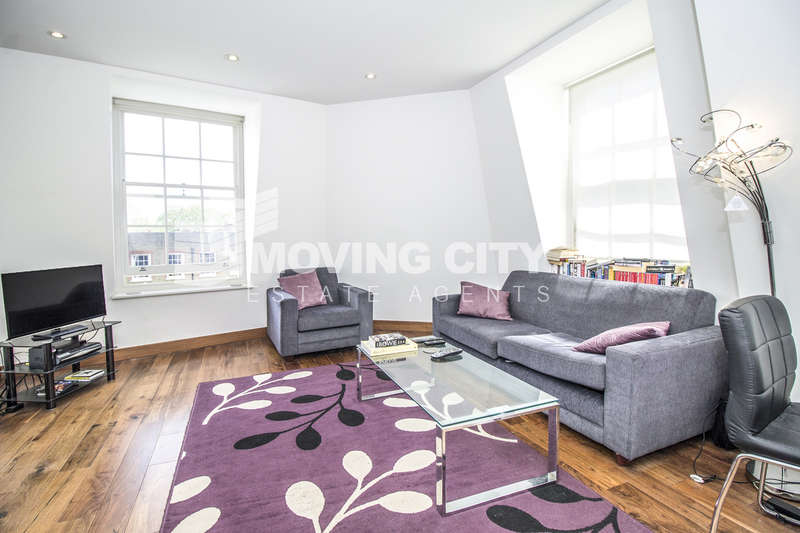 1 Bedroom Flat for sale in The Belvedere, Bedford Row, Holborn