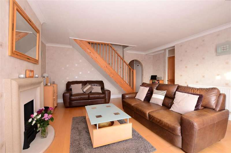 4 Bedrooms Semi Detached House for sale in Westdene Drive, Westdene, Brighton, East Sussex