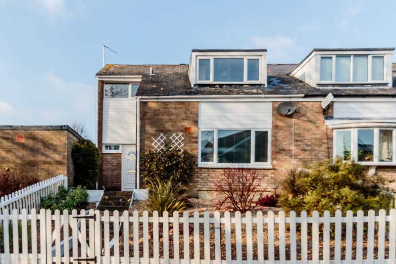 3 Bedrooms Terraced House for sale in Lannock, Letchworth, Herts, SG6 2QA