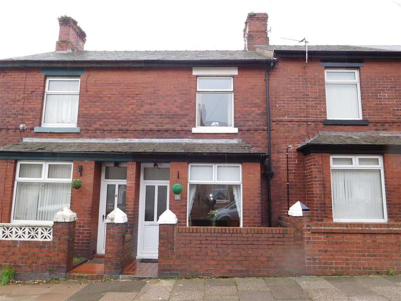 2 Bedrooms Terraced House for sale in Highfield Road, BARROW-IN-FURNESS