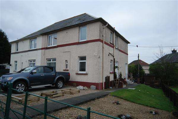 2 Bedrooms Apartment Flat for sale in Townend Street, Dalry