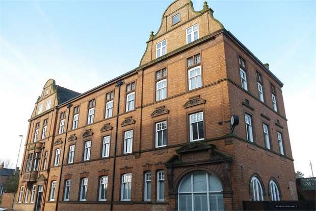 3 Bedrooms Flat for sale in Springfield Street, Market Harborough, Leicestershire
