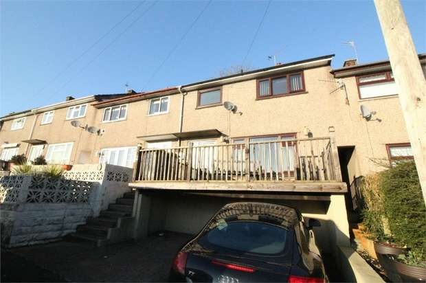 3 Bedrooms Terraced House for sale in Fairview Avenue, Risca, NEWPORT, Caerphilly