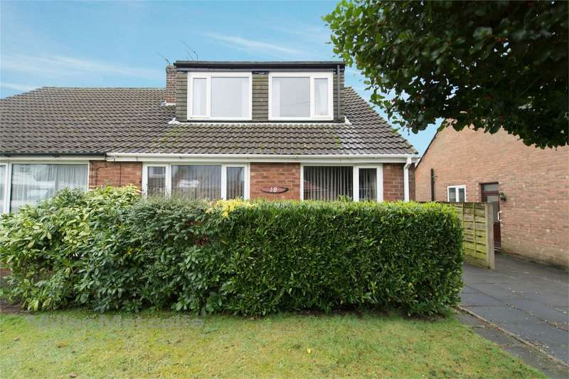 2 Bedrooms Semi Detached House for sale in Hampshire Close, Bury, Lancashire