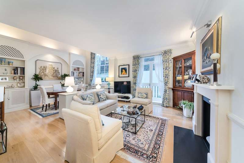2 Bedrooms Flat for sale in Queens Gate Gardens, London, SW7