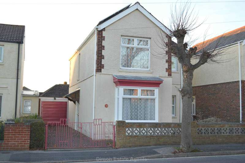 3 Bedrooms Detached House for sale in Grove Road, Elson
