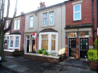 2 Bedrooms Flat for sale in Park Crescent East, North Shields, Tyne and Wear, NE30