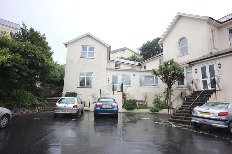 1 Bedroom Flat for sale in Thurlow Road, Torquay