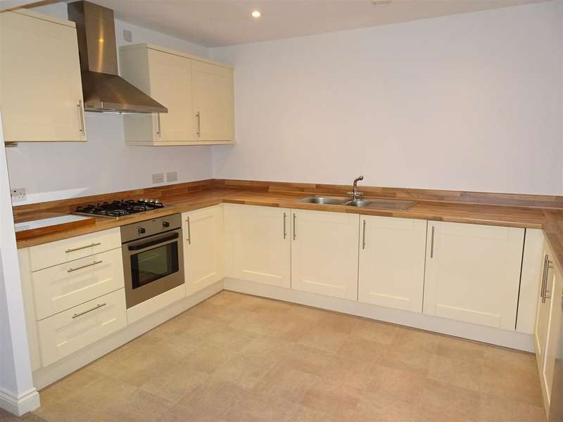 1 Bedroom Property for sale in 21 Trafford Apartments, Richmond Way, Kimberworth, Rotherham, S61 2LJ