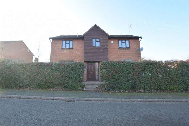 4 Bedrooms Detached House for sale in Hampton, Great Holm, Milton Keynes
