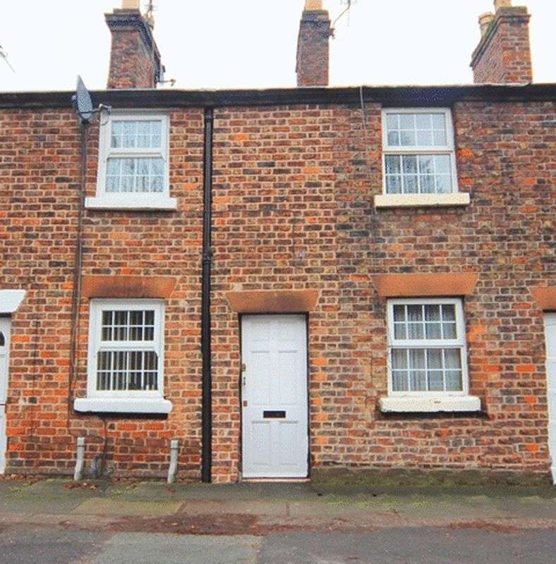 2 Bedrooms Terraced House for sale in Rose Brow, Gateacre, Liverpool, L25.