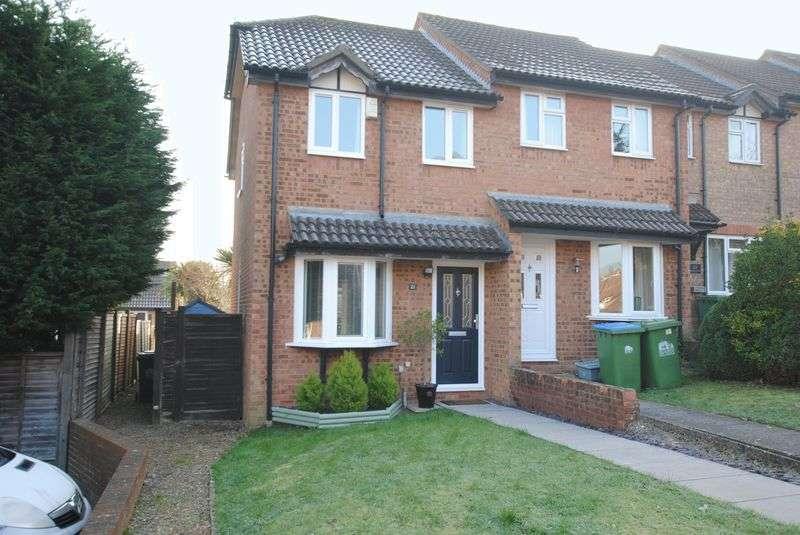 2 Bedrooms Terraced House for sale in Bracklesham Close, Sholing