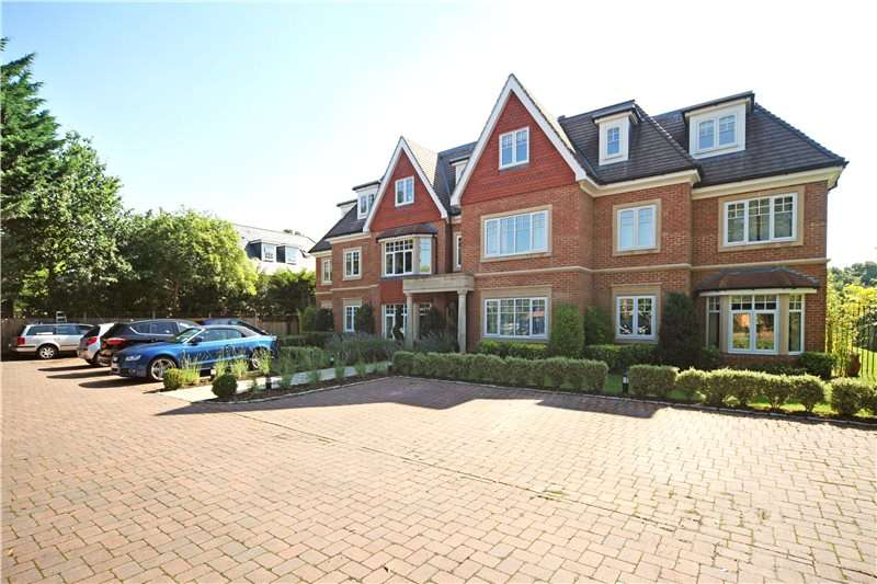 2 Bedrooms Flat for sale in Linkside, Shoppenhangers Road, Maidenhead, Berkshire, SL6