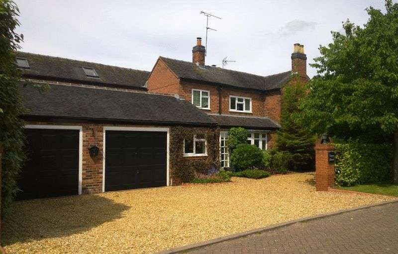 5 Bedrooms Detached House for sale in Huntersfield, Shavington