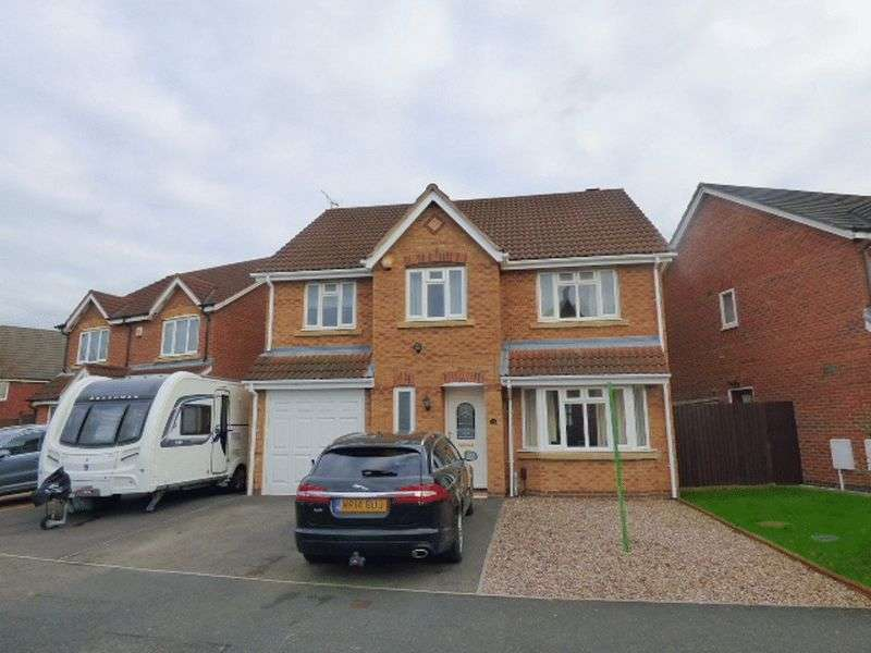 4 Bedrooms Detached House for sale in The Oaks, Abbeymead, Gloucester