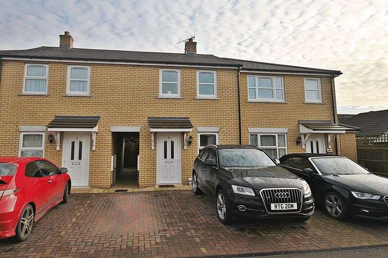 3 Bedrooms Terraced House for sale in Flitwick