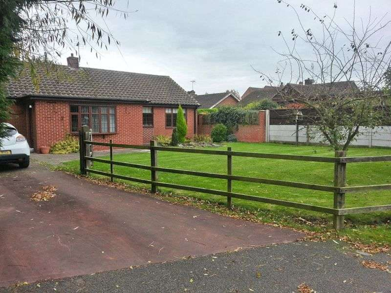 2 Bedrooms Detached Bungalow for sale in Fingle Street, North Leverton