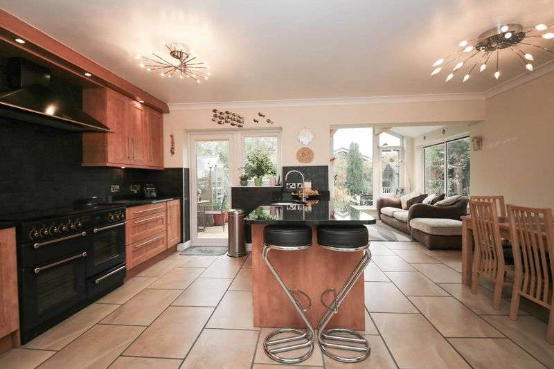 4 Bedrooms Detached House for sale in Dodds Farm Lane, Aspull, Wigan