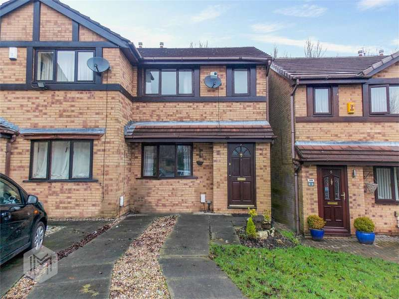 2 Bedrooms Terraced House for sale in Mill Croft, Bolton, Lancashire