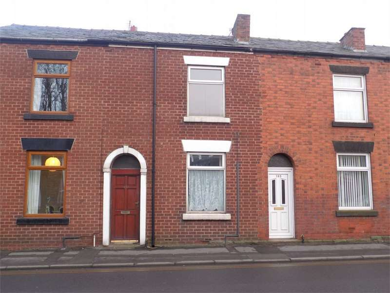 2 Bedrooms Terraced House for sale in Pall Mall, Chorley, Lancashire