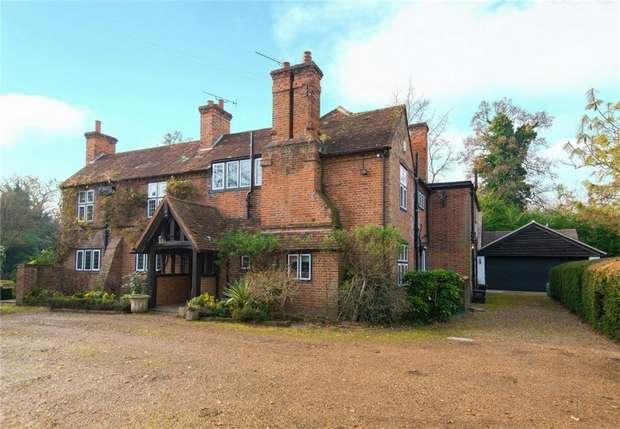 8 Bedrooms Detached House for sale in Campden Cottage, Billet Lane, Iver Heath, Buckinghamshire