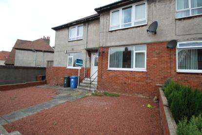 3 Bedrooms Flat for sale in Broomfield Street, Kilwinning, North Ayrshire