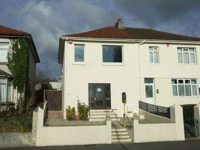 3 Bedrooms Semi Detached House for sale in St Judes, Plymouth, Devon