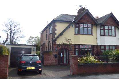 3 Bedrooms Semi Detached House for sale in East Avenue, Great Sankey, Warrington, Cheshire