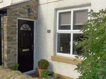2 Bedrooms Terraced House for sale in Front Street, Esh, Durham, DH7